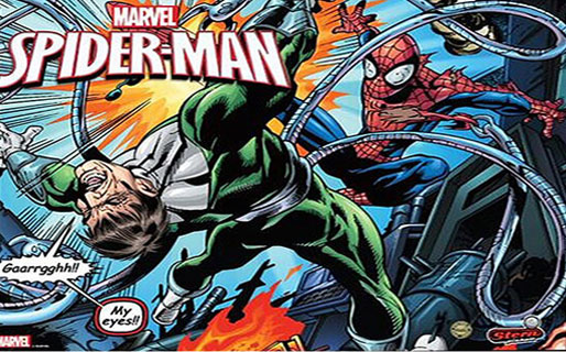 flipper flippery wynajem spiderman spider man